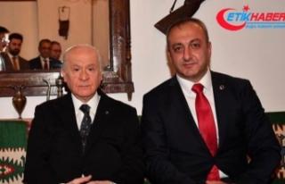 MHP'li Çetinkaya: Barış Pınarı Harekatı...