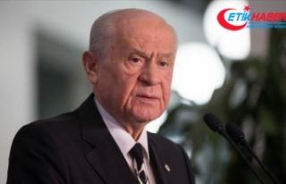 MHP Lideri Bahçeli: Trump'ın mektubunu ABD'ye...