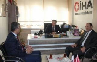 """MHP Genel Başkan Yardımcısı Aydın: """"Türkiye..."""