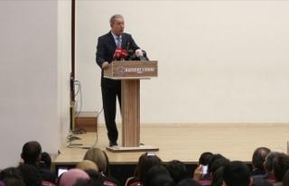 Milli Savunma Bakanı Akar: Envanterimizde bir gram...