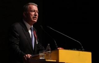 Milli Savunma Bakanı Akar: Harekat ile ilgili çalışmalarımız...