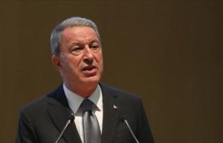 Milli Savunma Bakanı Akar: Taciz ve saldırılara...