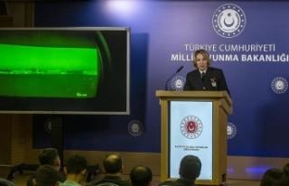 Milli Savunma Bakanlığı: Teröristlerin bölgeden...