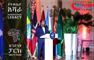 Nobel Barış Ödülü, Etiyopya Başbakanı Ali'ye...