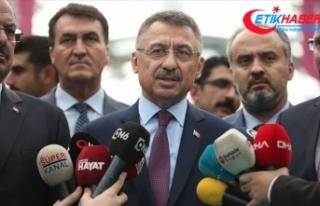 Oktay: Türkiye artık senaryo yazılan değil senaryoları...