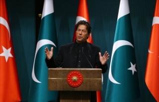Pakistan Başbakanı Han: Türklerin yiğit duruşu...
