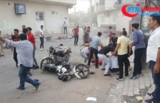 PKK/YPG'nin yerleşim yerlerine saldırılarında...