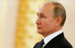 Putin doğum gününde maaşına zam yaptı