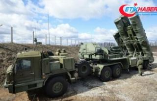 Rusya, S-500 hava savunma sistemlerinin tüm testlerini...