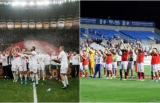 Rusya ve Polonya Avrupa Şampiyonası finallerine...