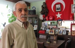 Şehit babası: 'Gönüllü olarak gitmeye hazırım'