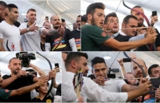 Süper Lig'in yıldızları Etnospor'da...