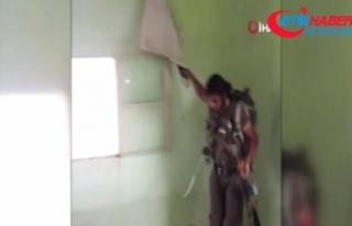 Suriye Milli Ordusu, ele geçirdiği Tel Halaf'te...