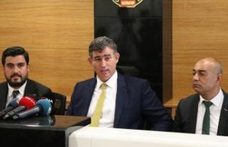 TBB Başkanı Feyzioğlu: PKK devleti hayalini TSK...