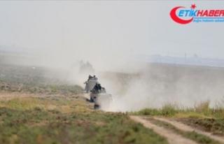 Tel Abyad ve Rasulayn'da 11 köy terörden arındırıldı