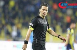 TFF, hakem Suat Arslanboğa'nın sözleşmesini...