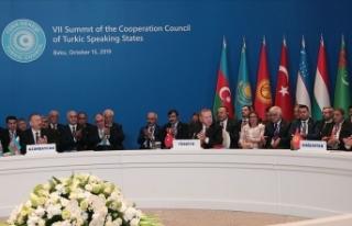 Türk Konseyinden Barış Pınarı Harekatı'na...