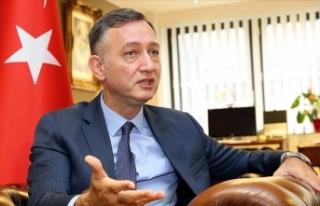 Türkiye'nin Brüksel Büyükelçisi Gümrükçü:...