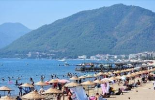 Türkiye'nin turizm geliri 26,63 milyar dolara...