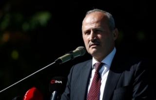 Ulaştırma ve Altyapı Bakanı Turhan: Bu coğrafyada...