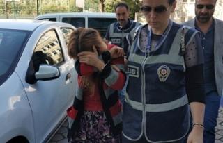 Yaşından çok hapis cezası bulunan kadın yakalandı