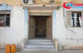 YPG'li teröristler hapishanedeki DEAŞ'lıları...