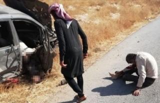 YPG/PKK Cerablus'ta füzeyle sivilleri vurdu:...