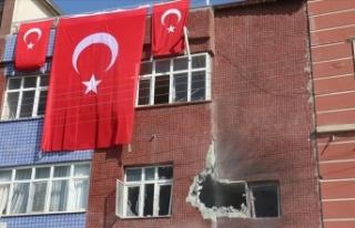 YPG/PKK'dan Suruç ve Akçakale'deki sivillere...