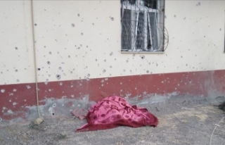 YPG/PKK'nın sivillere havanlı saldırısında...