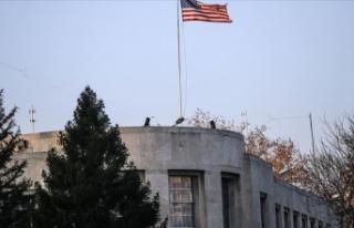 ABD'nin Ankara Büyükelçiliğine ateş edilmesi...