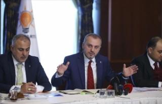 AK Parti Genel Başkan Yardımcısı Kandemir: Milletin...