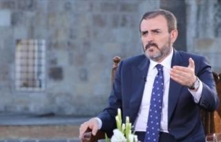 AK Parti Genel Başkan Yardımcısı Ünal: Yolumuza...