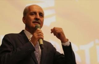 AK Parti Genel Başkanvekili Kurtulmuş: Suriye'nin...