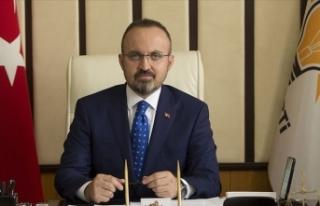 AK Parti'li Turan: Beştepe'ye giden CHP'li...