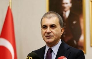 AK Parti Sözcüsü Çelik: CHP'de kirli senaryoyla...