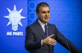 AK Parti Sözcüsü Çelik: CHP sözcüleri hala yalan...