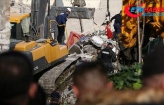Arnavutluk'taki depremde ölü sayısı 39'a...