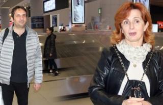 Arnavutluk'tan dönen yolcular deprem anını...