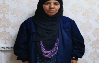 Bağdadi'nin kız kardeşi Azez'de gözaltına...