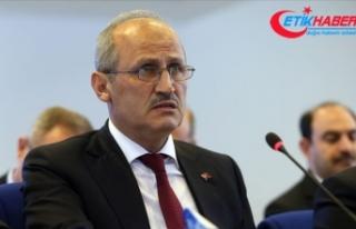 Bakan Turhan: Türkiye'de 505 kilometrelik akıllı...