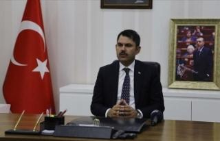 Bakan Kurum: Devletin gönderdiği paraları dağa...