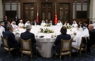 Bakan Pekcan'dan Katarlı yatırımcılara Türkiye'ye...