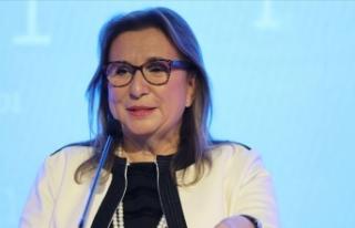 Bakan Pekcan: Kadınlarımızın sadece girişimci...