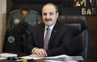 Bakan Varank: İlk özel tohum sertifikasyon merkezi...