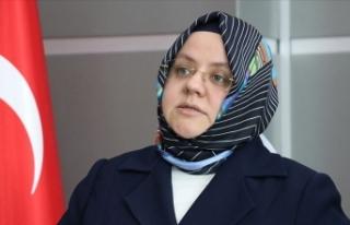 Bakan Zehra Zümrüt Selçuk: Kadına yönelik şiddeti...