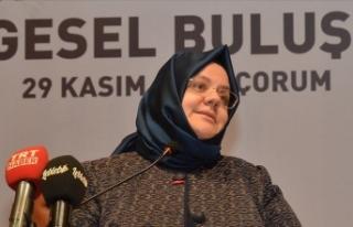 Bakanı Selçuk: Türkiye kooperatif sayısı itibarıyla...