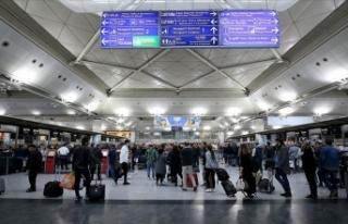 Bebekli, hamile ve hasta yolcuların da uçuş önceliği...