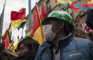 Bolivya'daki şiddet olaylarında ölü sayısı...