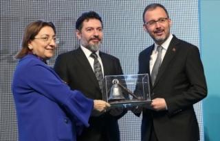 Borsada gong 'Uluslararası Futbol Ekonomi Forumu'...