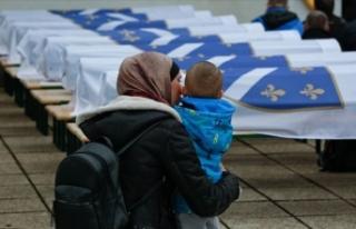 Bosna'daki savaşta öldürülen 12 Boşnak 27...